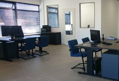 voskuilbouw kantoor