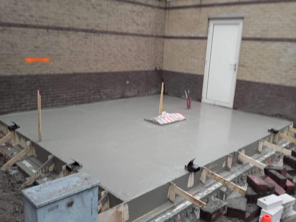 7 – Aanbouw realisatie Zoetermeer